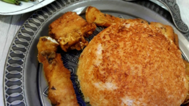 تصویر طرز تهیه خوراک ماهی