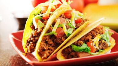 تصویر طرز تهیه تابه مکزیکی