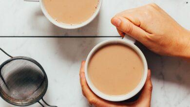 تصویر طرز تهیه چای ماسالا