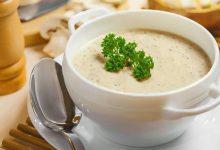 تصویر طرز تهیه سوپ برنج