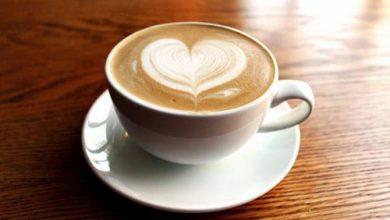 تصویر طرز تهیه قهوه لاته