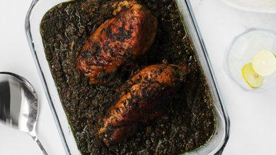 تصویر طرز تهیه خورش مرغ ترش شمالی