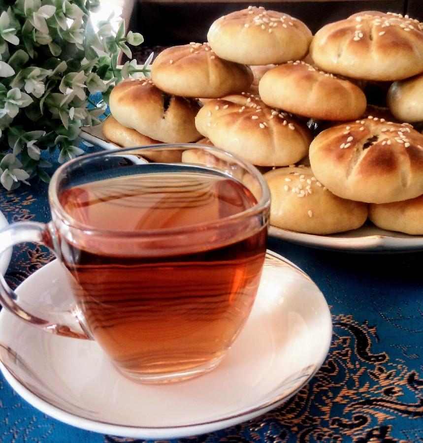 طرز تهیه چای بهشتی