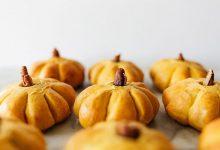 تصویر طرز تهیه نان کدو حلوایی