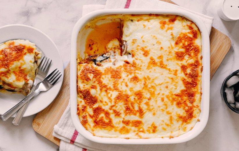 طرز تهیه موساکا سبزیجات ؛ یک غذای مجلسی مدرن