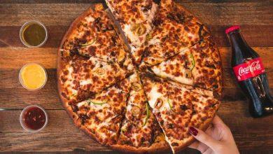 تصویر طرز تهیه پیتزا خانگی در توستر